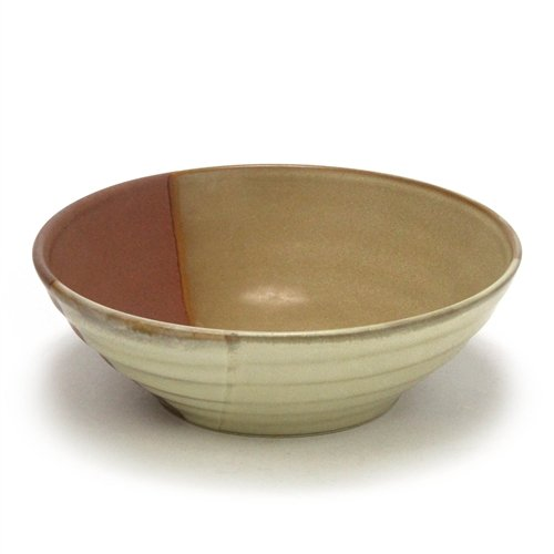 Gold Dust Sienna by Sango, Stoneware Soup/Cereal Bowl (Sienna Soup)
