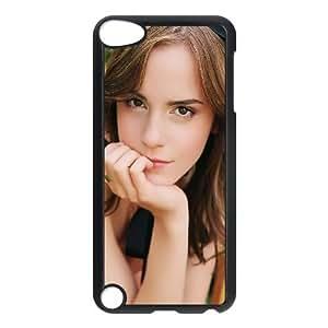 Emma Watson H2J0Lr iPod Touch 5 Caso Funda Negro Z7N6YS teléfono celular único funda Case For Guys