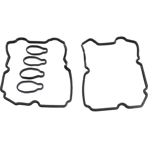 Valve Cover Gasket compatible with Leganza/Nubira 99-02 / Forenza 04-08 Set 4 Cyl 2.0L/2.2L Eng.