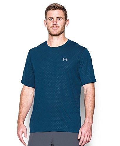 Large Product Image of Under Armour Men's Threadborne Siro Embossed T-Shirt
