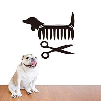 Pug Wall Sticker Vinyl Art Cute Canine Transfer House Pet Decor Animal Decal UK