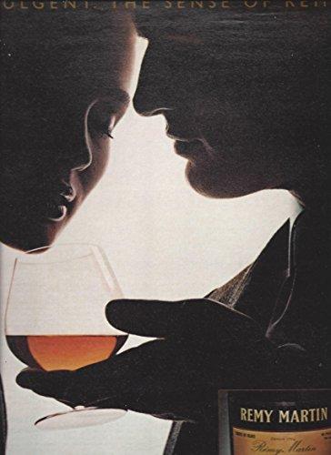 magazine-print-ad-for-1988-remy-martin-cognac-indulgent-print-ad