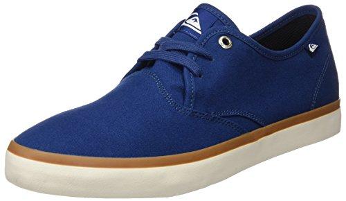 Basses Homme Sneakers Quiksilver Blue Bleu Blue Shorebreak White tqwCCE7