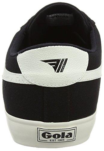 Zapatillas Varsity Black Negro Hombre Black Off Bw White Gola para PwFq6Rw