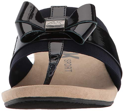 Sandal Slide Klein Women's Impeccable Navy Synthetic Anne wAStTF