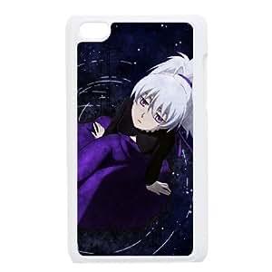 iPod Touch 4 Case White Darker than Black 011 D2299578