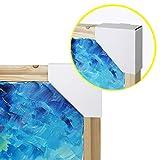 100 Pcs Adjustable Cardboard Corner Protector for