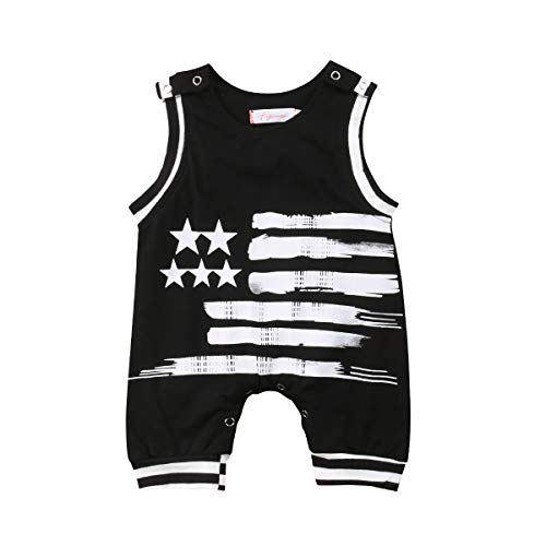 Newborn Kids Baby Boy Girls Siamese Lading Romper Jumpsuit Bodysuit Outfits Clothes , Gray, 12-18 Months