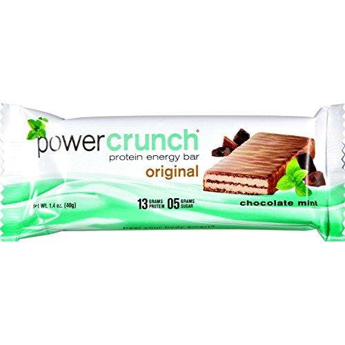 Power Crunch Original Chocolate Mint Protein Bar - 1.4 oz