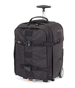 Lowepro Pro Runner X350 AW - Mochila con compartimentos para cámaras DSLR, negro