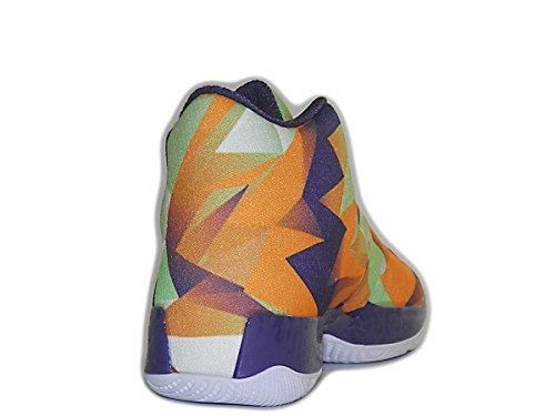 nike air jordan XX9 scarpe sportive da basket alte da uomo 695515 scarpe da tennis brillante alla coreana bianco luminosi verde 805