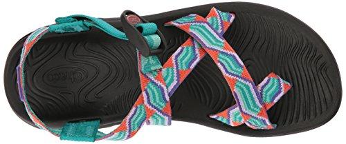 Chaco Damen Zvolv 2 Athletic Sandale Süßigkeit-Minze