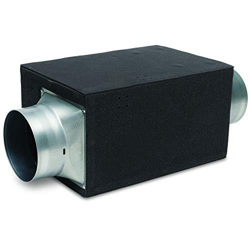 Panasonic FV-15NLFS1 WhisperFresh Multi-Flow Bathroom Fan, Black