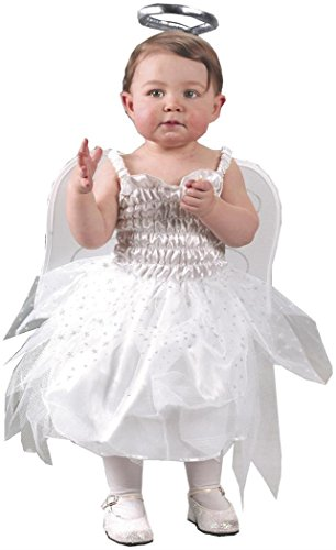 Angel Devil Baby Costumes (Baby Angel Costume (12-18 Months))
