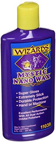 Wizards 11039 Mystic Nano Wax - 8 oz. (Wizards Shine Master)