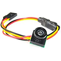 Crazepony 700TVL FPV Camera 2.8mm Lens 120 Degrees DC 5-7V NTSC for QAV250