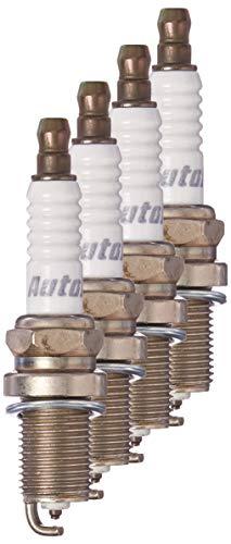 Autolite APP3924-4PK Double Platinum Spark Plug, Pack of 4 - Jaguar V8 Parts