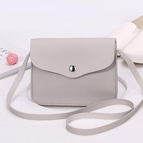 Clutches Chain Women Creazrise Tote Bags Crossbody Messenger Ladies Shoulder Small Bag Gray gfZfYxq
