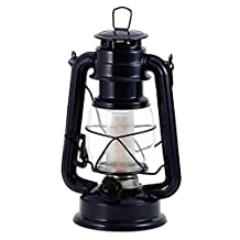 Northpoint 12-LED Lantern Vintage Style