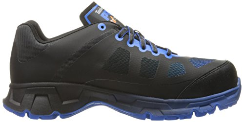 Sd Aleación De Velocidad Con Puntera De Seguridad Timberland Favorables Hombres + Calzado Industrial Y Construcción Sintéticos Negro / Azul Pops Nueva llegada Obtener en línea ZlKNb3h
