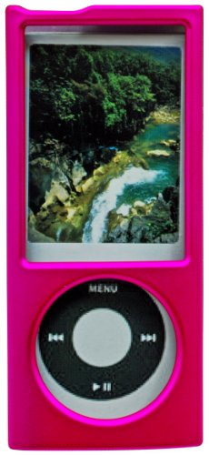 (Cellet Rubberized Proguard Case for Apple iPod Nano 5th Generation)