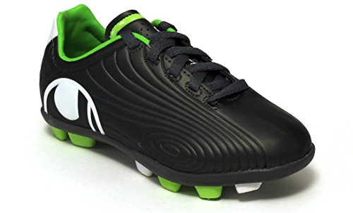 Uhlsport Chaussures Football junior – kikksokke 1.10 Jr XGR – 1008074 – 01 – Anthracite/green-34