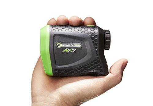 Precision Pro Golf NX7 Laser Rangefinder - Golfing Range Finder Accurate up to 400 Yards - Perfect Golf Accessory by Precision Pro Golf (Image #4)