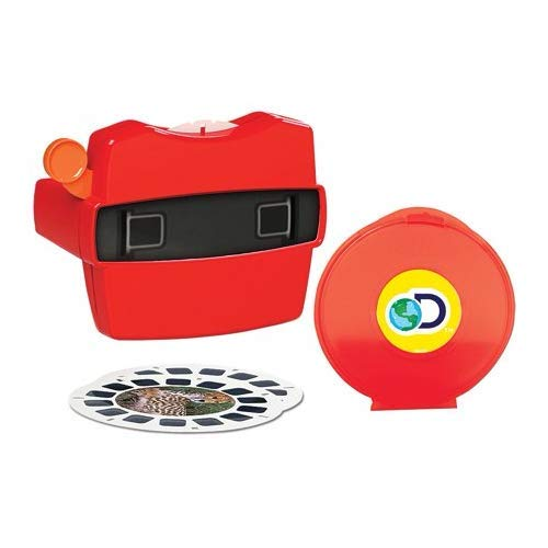 VIEW-MASTER VIEWMASTER 21 3D images DISCOVERY KIDS Dinosaurs marine safari NEW by Salman Store