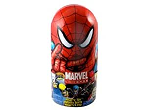 Mighty Beanz Spider-Man Collector Tin