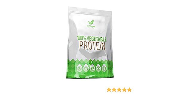 Prozis 100% Vegan Protein 900 g Fresa Pura Proteína Vegana En ...