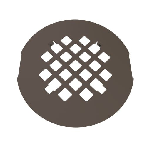 Brasstech 236/10B Casper Shower Drain, Oil Rubbed Bronze (Brasstech Shower)
