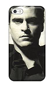 Rosemary M. Carollo's Shop New Diy Design Joaquin Phoenix For Iphone 5/5s Cases Comfortable For Lovers And Friends For Christmas Gifts