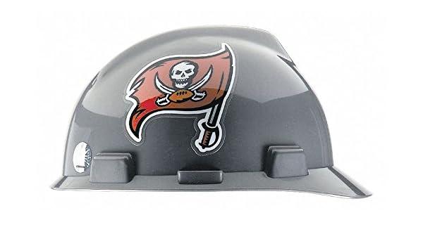 V-Gard Tampa Bay Buccaneers Front Brim NFL Hard Hat 7b91fe89701