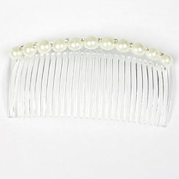 emballage fort homme les mieux notés dernier Amazon.com : eDealMax Bianco imitazione perla strass ...