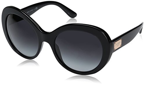 Dolce-Gabbana-Womens-Acetate-Woman-Round-Sunglasses