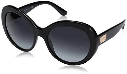Dolce-Gabbana-Womens-Acetate-Woman-Round-Sunglasses