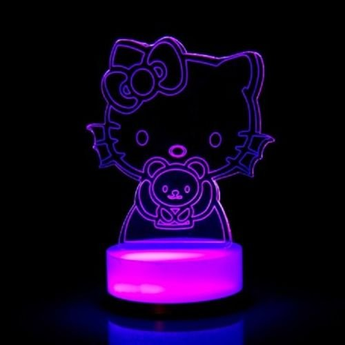 Hello Kitty Led Light in US - 3