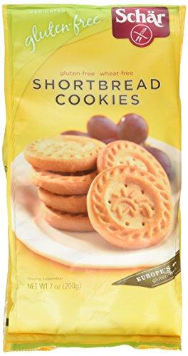 Gluten Free Shortbread Cookie, 7 Ounce