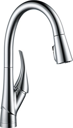 delta-esque-9181-ar-dst-single-handle-pull-down-kitchen-faucet-arctic-stainless
