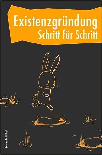 Cover des Buchs: Existenzgründung - Schritt für Schritt