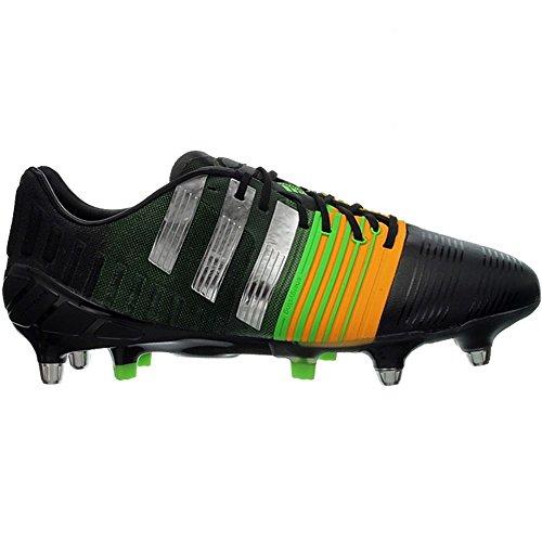 adidas - Nitrocharge 10 SG - M17738 - Colore: Nero-Argento - Taglia: 42.6
