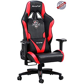 Amazon Com Autofull Pro Big And Tall Gaming Office Chair