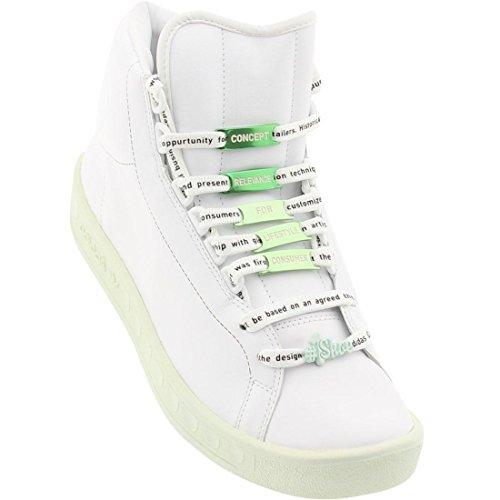 Adidas Mens Adicolor High White / L Spago / Fairway