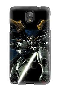 Hot Galaxy Note 3 Case Cover Skin : Premium High Quality Gundam Zero Case