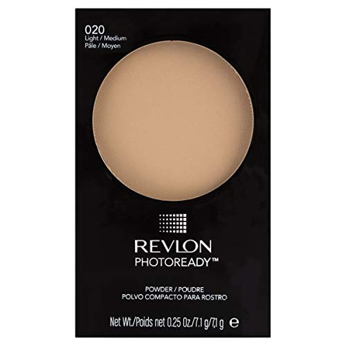 - Revlon PhotoReady Powder, Light/Medium