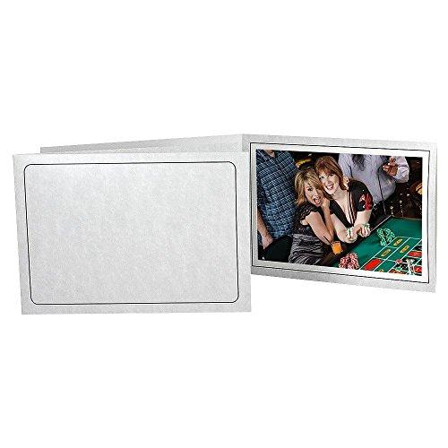 tock Photo Folder Single 10x8 Horizontal Frame sold in 25s - 8x10 ()