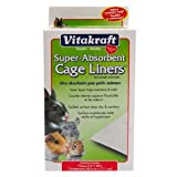 Vitakraft® Super-Absorbent Cage Liners – Small Animal, My Pet Supplies