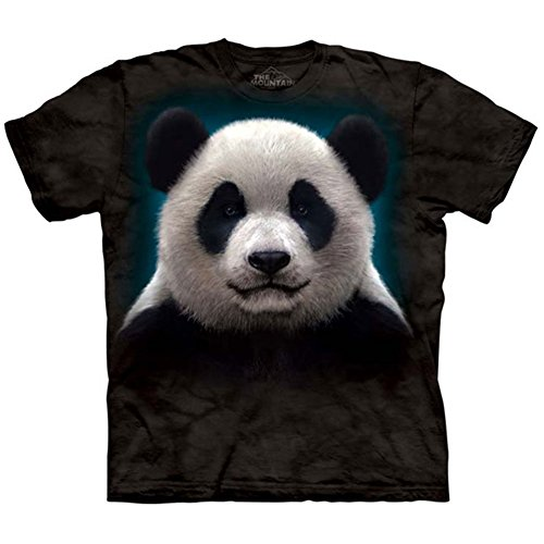 The Mountain - - Jugend Panda Head T-Shirt