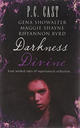 book cover of Darkness Divine