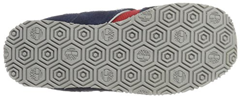 Timberland Kids City Scamper Oxford, Blau (Black Iris), 31 EU